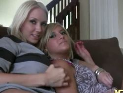 Buxom lesbian goddess Molly Cavalli is famous by her sweet body and her super hawt girlfriends! This day she surprises us with her fresh girlfriend, Jenny, and her giant boobs!