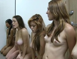 Stunning cuties are giving a head and get banged by one pal
